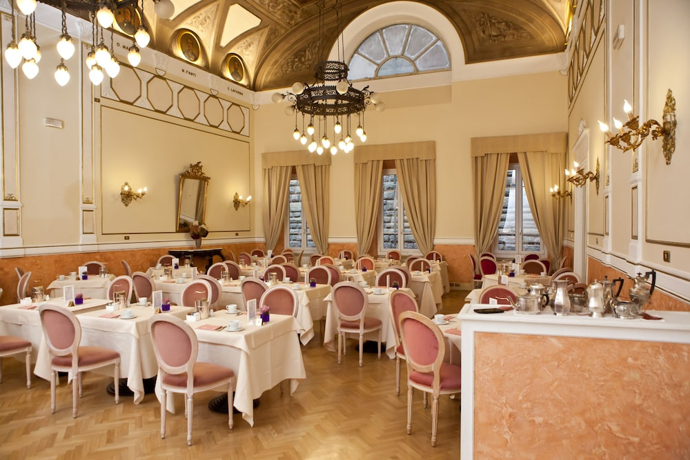 베르니니 팰리스(Bernini Palace) Hotel Image 49 - Breakfast Area