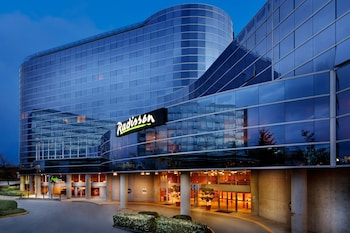 Hotel - Radisson Hotel Vancouver Airport