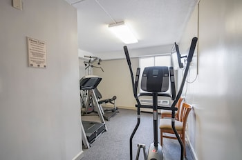 Fitness Facility at Quality Inn near Potomac Mills in Woodbridge