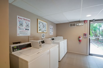 Laundry Room at Quality Inn near Potomac Mills in Woodbridge