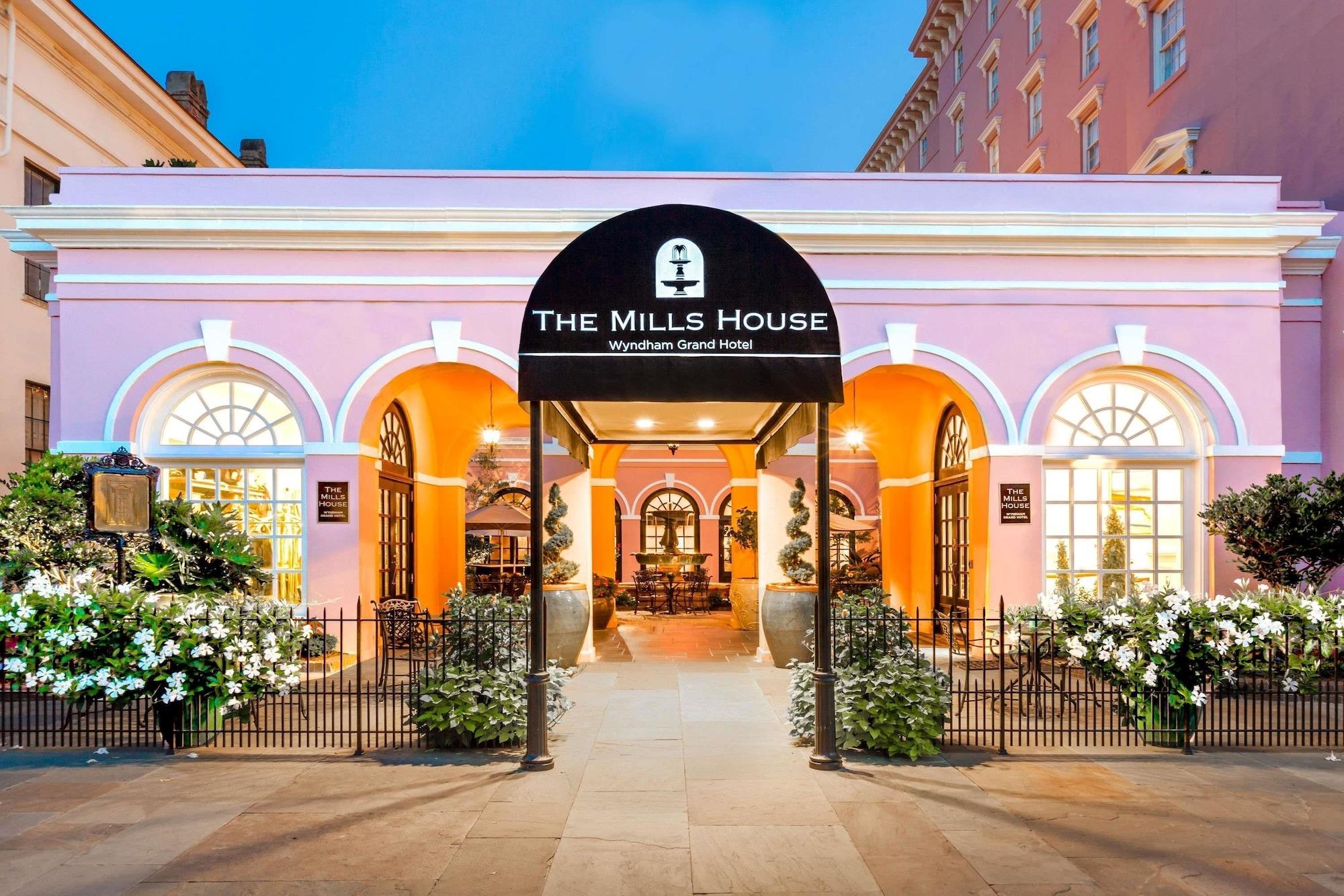 The Mills House Wyndham Grand Hotel, Charleston