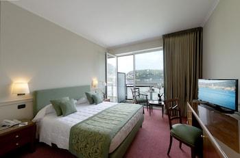 Tek Büyük Veya İki Ayrı Yataklı Oda, Göl Manzaralı
