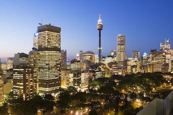 悉尼海德公園鉑爾曼飯店