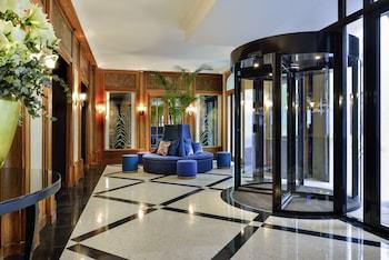 巴黎勒奇基爾歌劇院美憬閣索菲特飯店