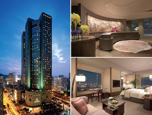 . Shangri-La's Far Eastern Plaza Hotel Taipei