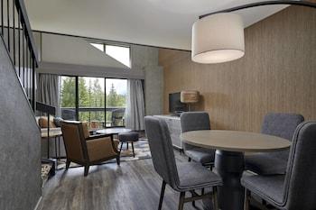 Çatı Katı (loft), 1 Yatak Odası, Sigara İçilmez, Balkon