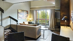 Çatı Katı (loft), 1 Yatak Odası, Balkon