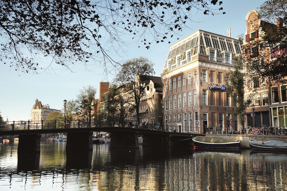 Roma - Radisson Blu Hotel, Amsterdam City Center