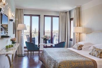 Double Room, Balcony, Lagoon View