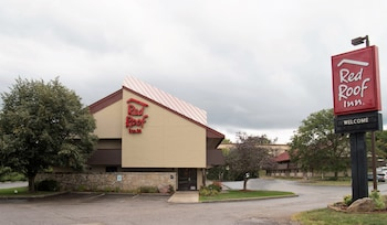卡拉馬祖西 - 西密西根紅屋頂飯店 Red Roof Inn Kalamazoo West - Western Michigan U