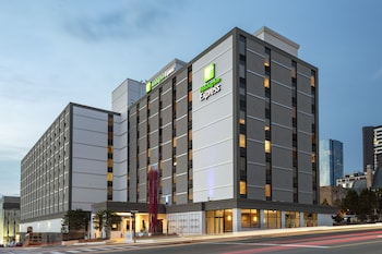 納什維爾市中心智選假日飯店 Holiday Inn Express Nashville Downtown Conf Ctr