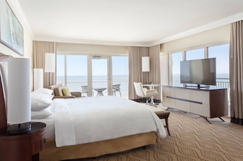 Room, 1 King Bed, Balcony, Gulf Front View