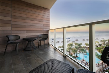 Sirene, Age 21 Only, 2 adults only, Gulf View Guest room, 1 King