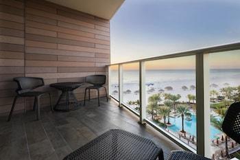 Room, 1 King Bed, Balcony, Sirene, Age 21 Plus, Gulf View
