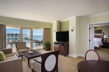 Terrace Suite, 1 King, Balcony