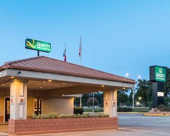 拉夫金凱藝套房飯店 Quality Inn & Suites Lufkin