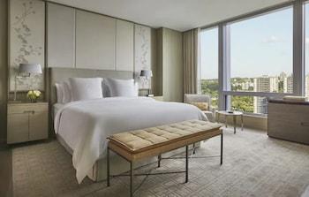 Deluxe Suite, 1 Bedroom (King Bed)