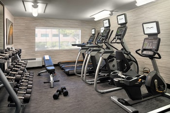 Sports Facility at Courtyard by Marriott San Diego Sorrento Valley in San Diego