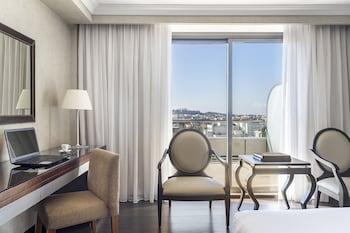 Premium Room, Acropolis View