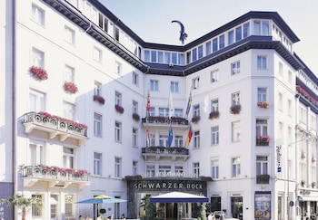 Hotel - Radisson Blu Schwarzer Bock Hotel