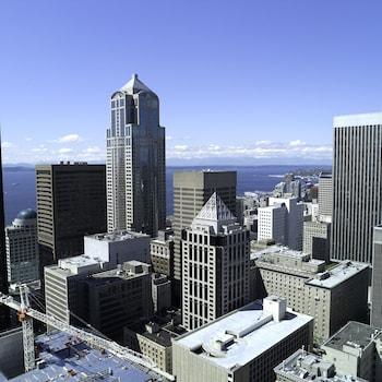 西雅圖萬麗飯店 Renaissance Seattle Hotel