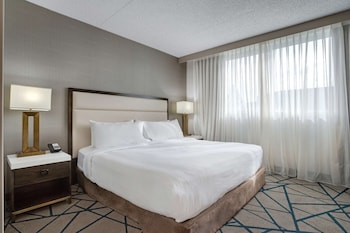 Suite, 1 Queen Bed with Sofa bed, Accessible (Hearing impaired)