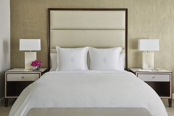 Guestroom at Four Seasons Hotel Washington D.C. in Washington