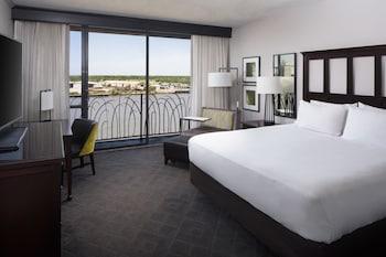 Room, 1 King Bed, Balcony