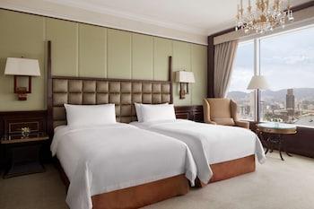 Horizon, Room, 2 Double Beds, Harbor View
