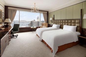 Deluxe Harbour View Twin Room