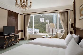 Deluxe Peak View Twin Room