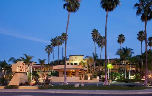 . Atrium Hotel at Orange County Airport