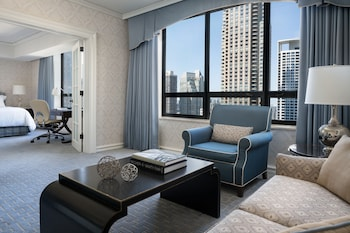 Executive Suite, 1 Bedroom (Lounge Access)