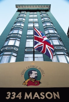 葛雷斯頓喬治國王飯店