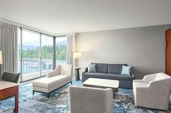 Suite, 1 Bedroom, View, Tower