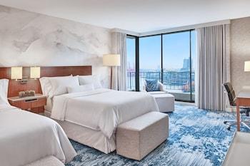 Premium Room, 2 Double Beds, View, Tower (Premium)