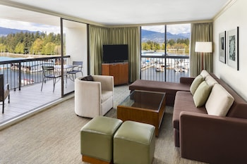 Suite, 1 Bedroom, Harbor View (Lanai)