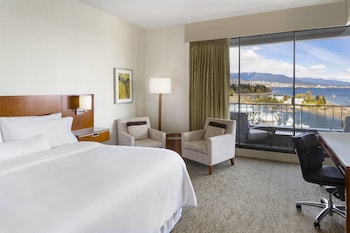 Deluxe Room, 1 King Bed, Harbor View, Tower (Executive)