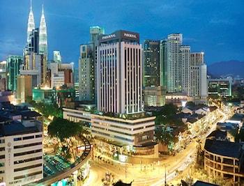 吉隆坡派樂雅飯店