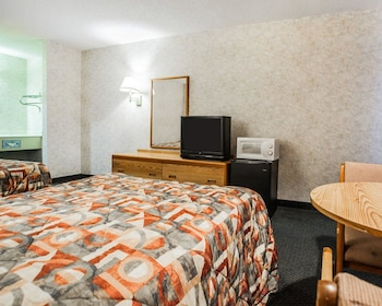 Double Room, 2 Double Beds, Non Smoking