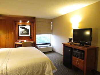 Room, 1 Queen Bed, Mobility Accessible, Bathtub