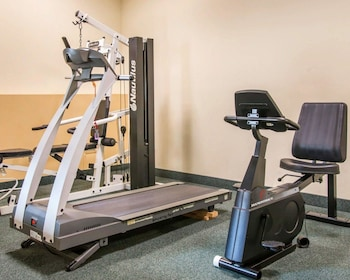 Quality Inn & Suites Next to the Casino - Fitness Facility  - #0
