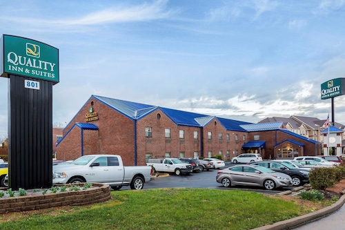 . Quality Inn & Suites Columbia I-70