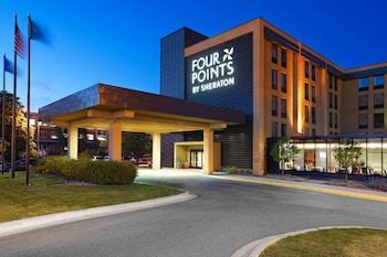 福朋喜來登明尼阿波利斯機場飯店 Four Points by Sheraton Mall of America Minneapolis Airport