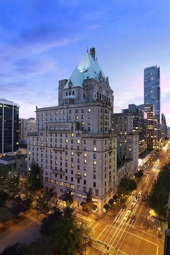. Fairmont Hotel Vancouver