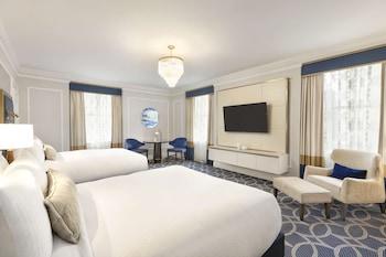 Fairmont Gold Room, 2 Queen Beds