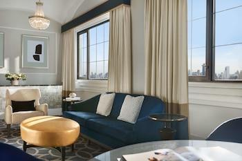 Fairmont Gold Suite, 1 King Bed