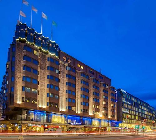 . Radisson Blu Royal Viking Hotel, Stockholm