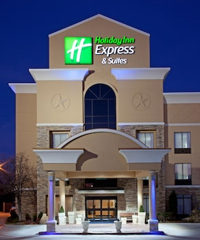 Hotel - Holiday Inn Express Arlington