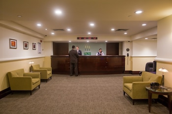 The Inn at Longwood Medical - Interior Entrance  - #0